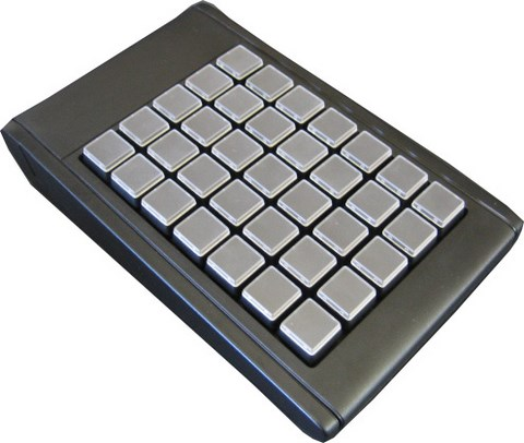 clavier programmable 35 touches AK-S100